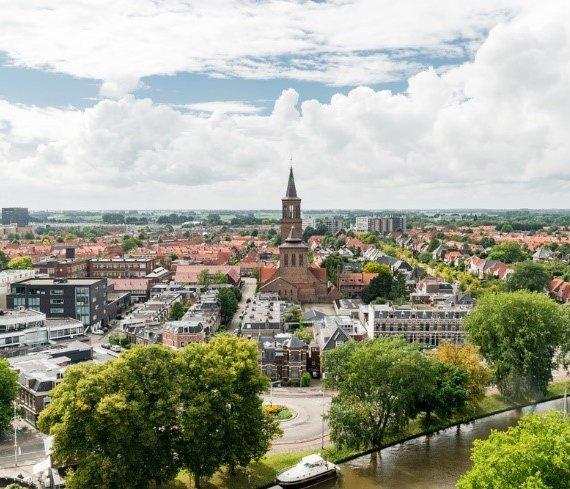 Tổng hợp các thành phố hấp dẫn cho du học sinh Hà Lan